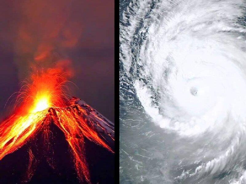 Глобальное потепление приводит к масштабным природным катаклизмам