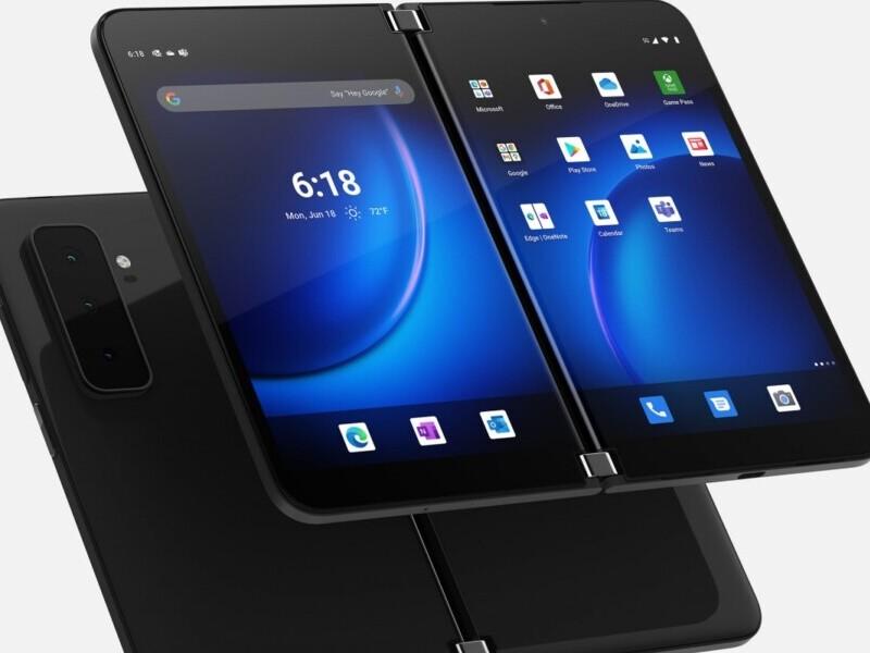 Новый смартфон от Microsoft