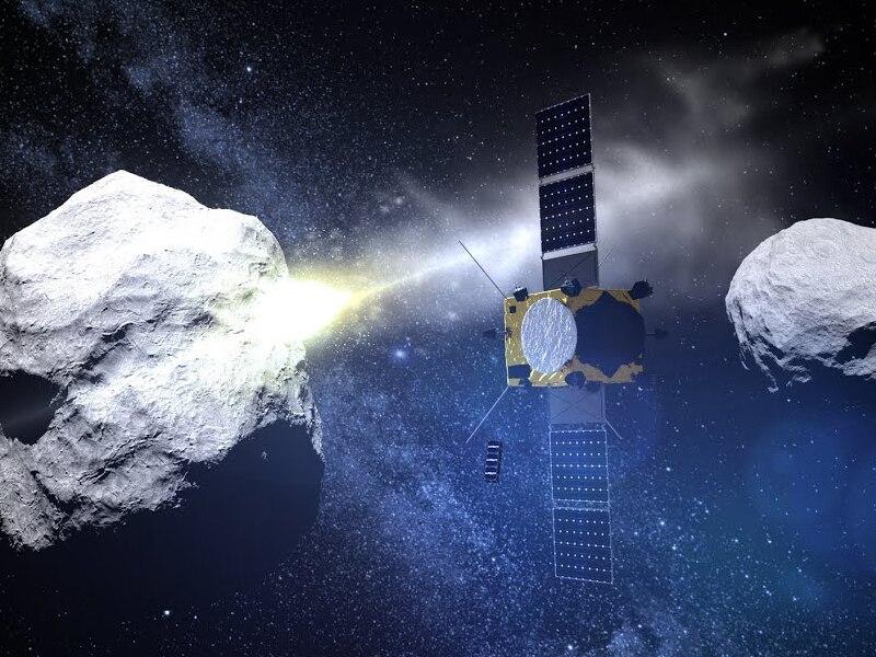 Ударный зонд DART