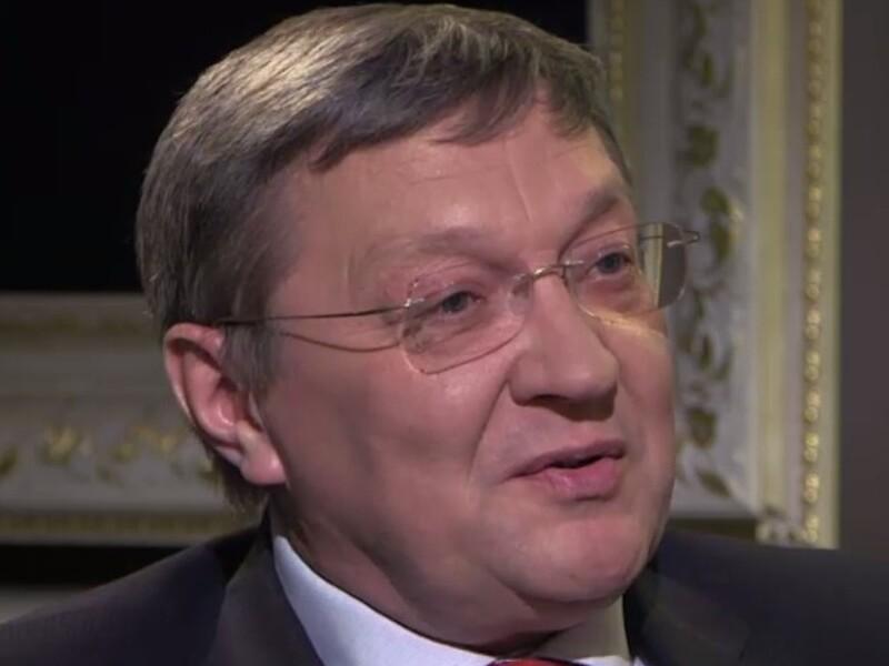 Экс-министр Виктор Суслов