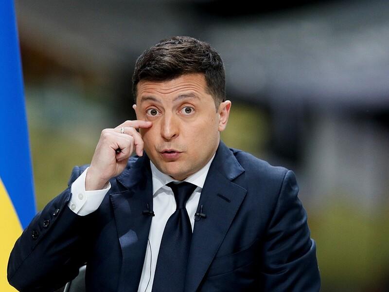 Гарант Конституции Украины Владимир Зеленский