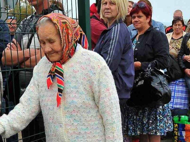Население оккупированного Донбасса