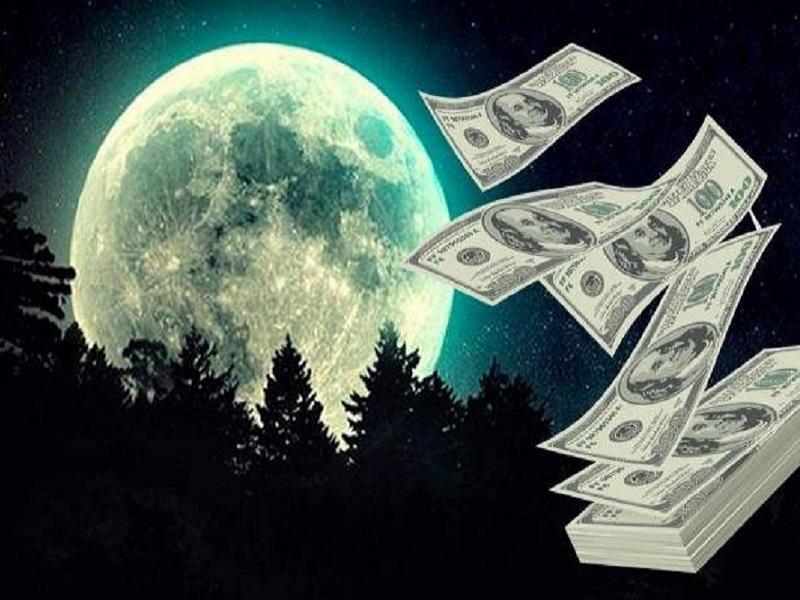 Лунный денежный календарь на октябрь 2021 года.