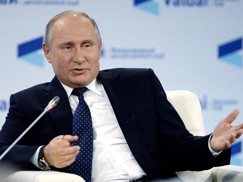 Путин резко высказался об Украине и ее руководстве.