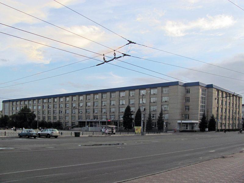 прифронтовой город в Луганской области