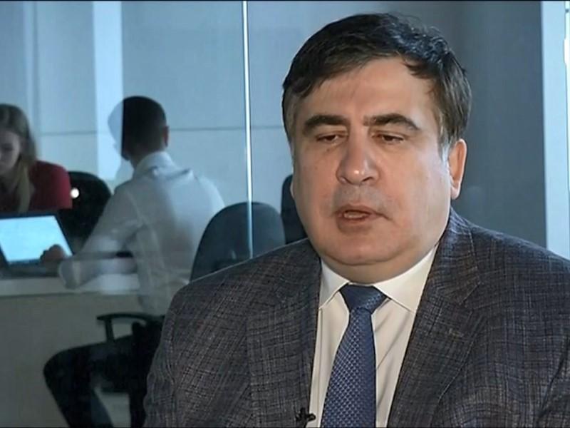 Экс-президент Грузии