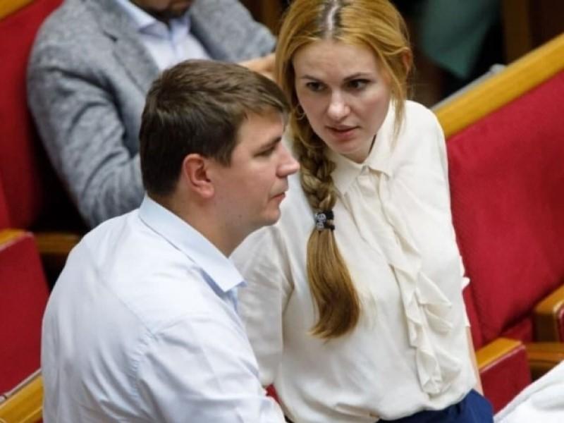 Роман Скороход и Полякова