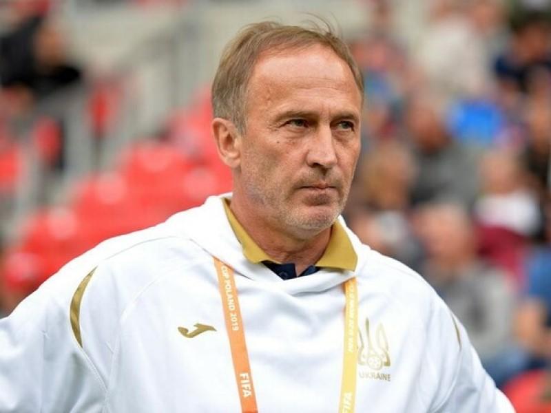 Тренер сборной Украины