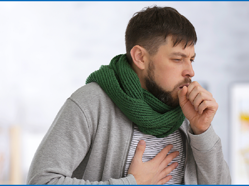 Стало известно, как отличить ковидный кашель от обычного.