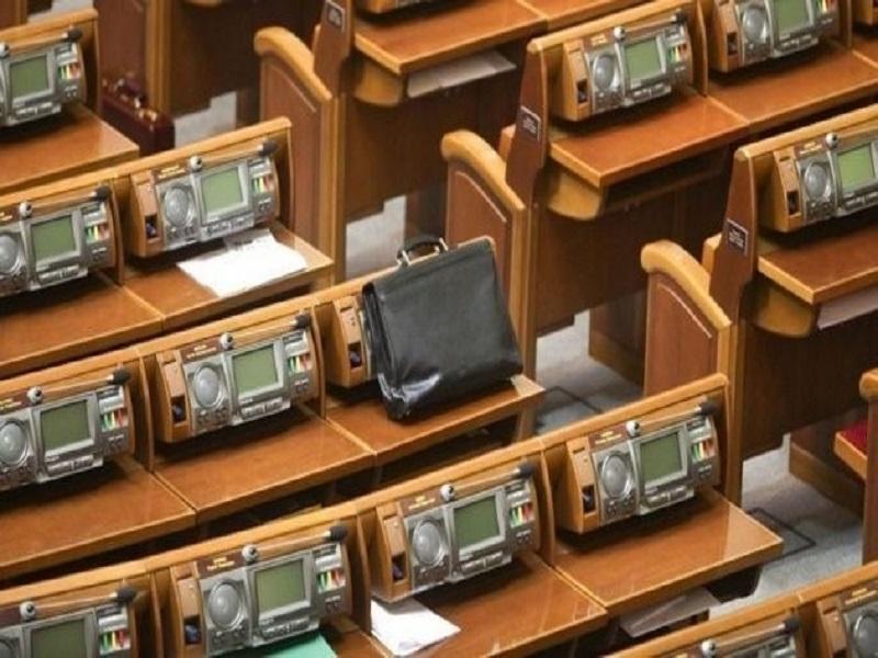 Украина стоит на пороге внеочередных парламентских выборов.