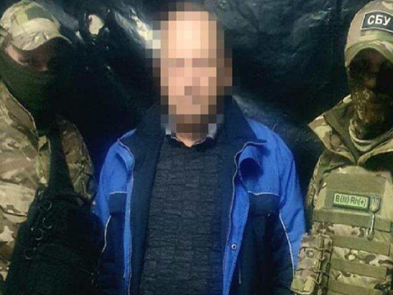 Боевик из «ЛНР» пытался проникнуть на подконтрольную Украине территорию для оформления пенсии.