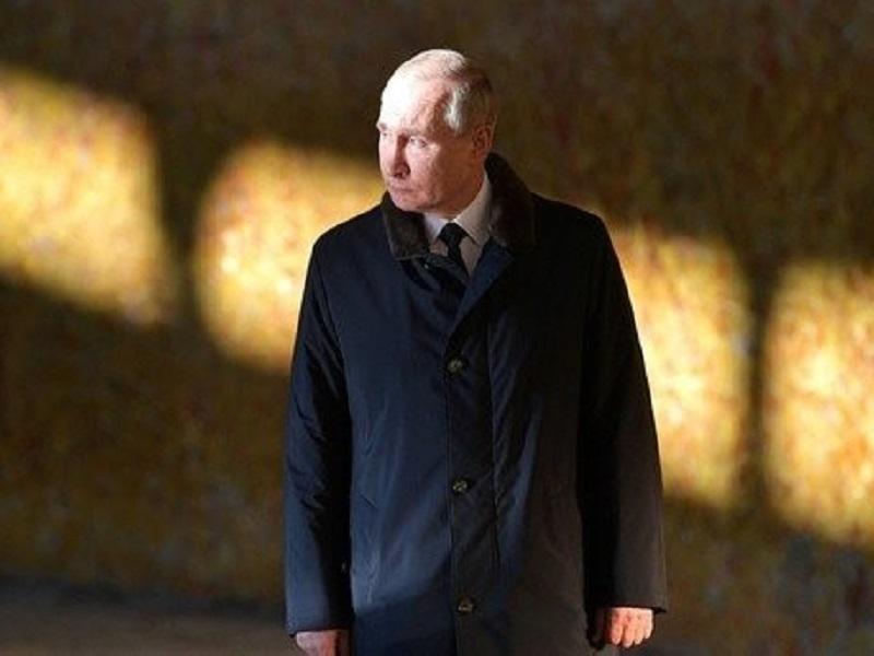 Астролог рассказал, когда и как Путин может уйти из жизни.