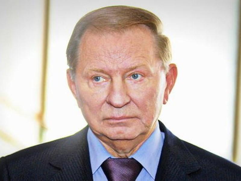 Второй президент Украины