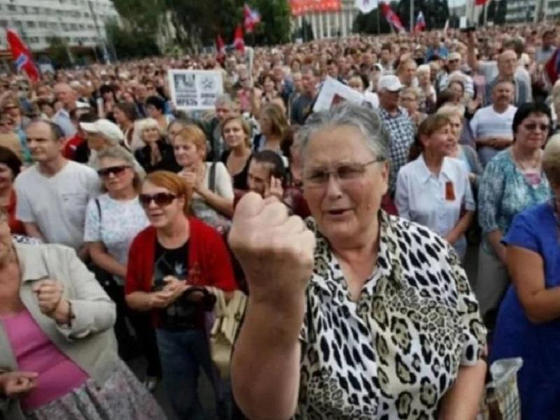 Стало известно, во сколько Украине обходятся пенсионеры, проживающие в ОРДЛО.