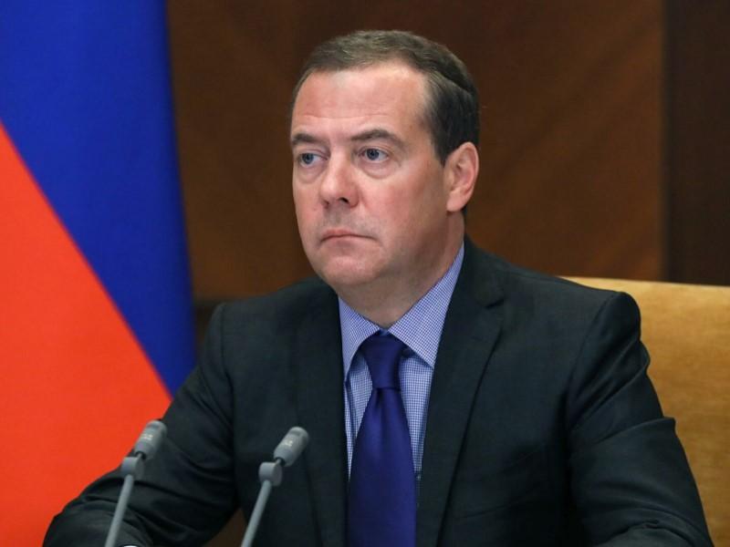 Экс-президент РФ