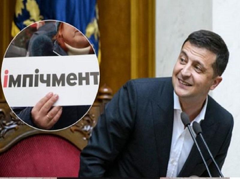 Зеленский попал в офшорный скандал, который может грозить ему импичментом.