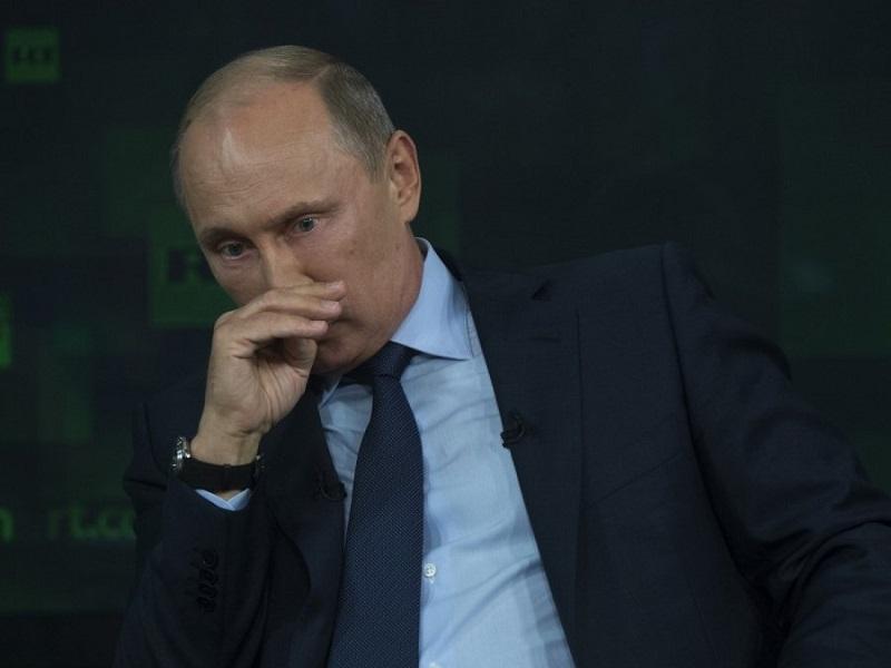 Стало известно, чем одержим Путин и чего он боится.