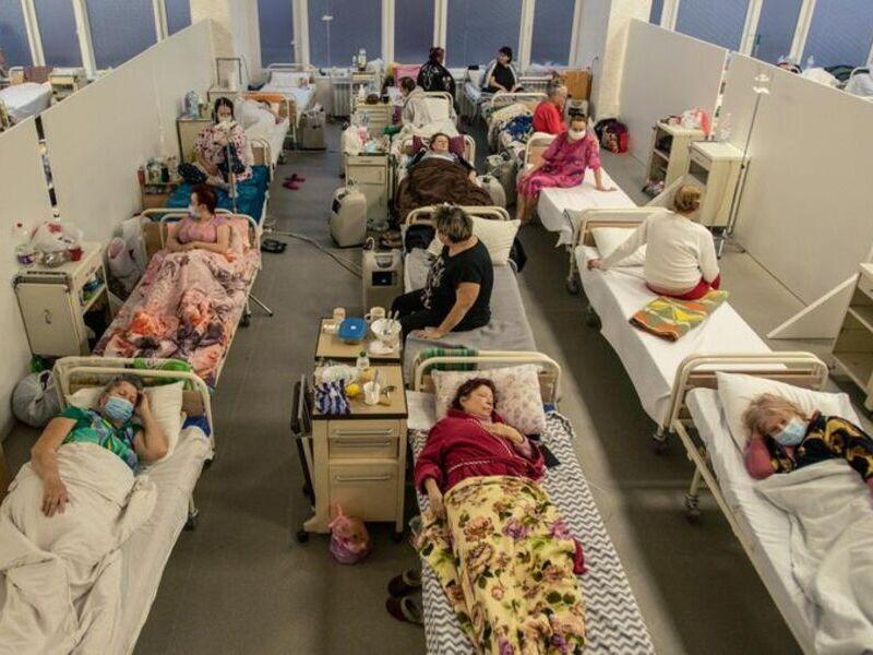 Коронавирус в Донецке