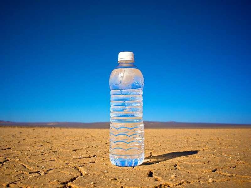 Вопрос нехватки воды