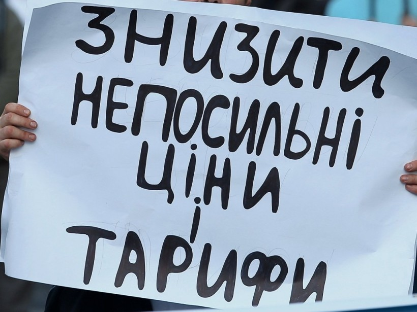 Н. Козырев: «Украина стоит на пороге тарифного Майдана»