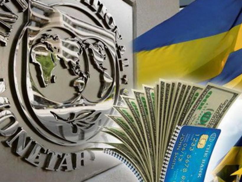 Украина вышла на второе место в мире по задолженности перед МВФ