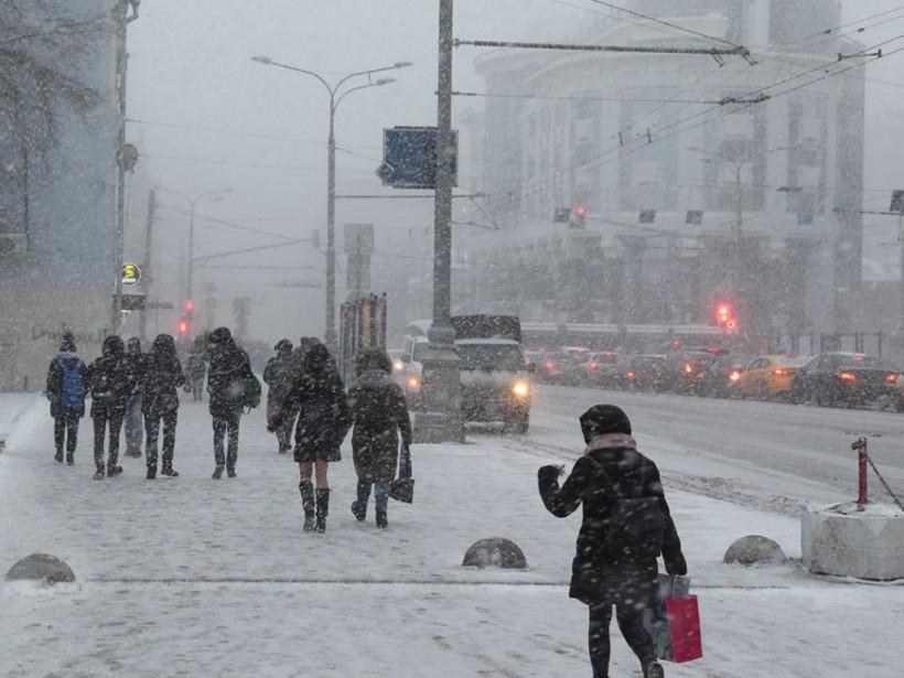 Погода на 23 декабря: потеплеет до 0 градусов, ожидаются дожди с мокрым снегом