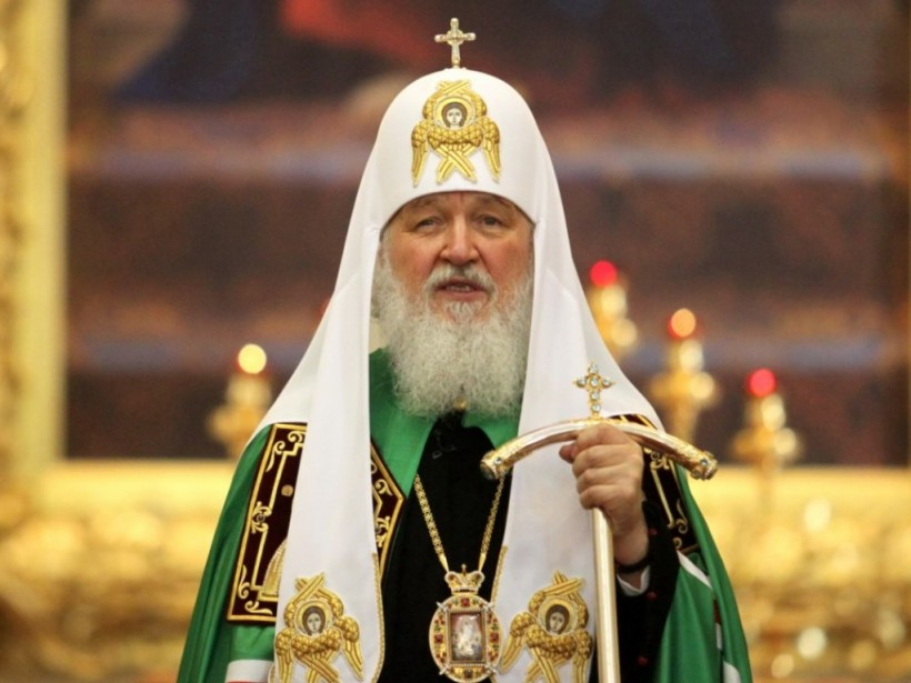 Патриарх Кирилл: Закон о переименовании УПЦ (МП) может обернуться кровавыми конфликтами