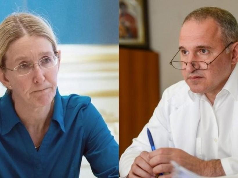 Супрун VS Тодуров: Почему политизированы выборы в Институте сердца