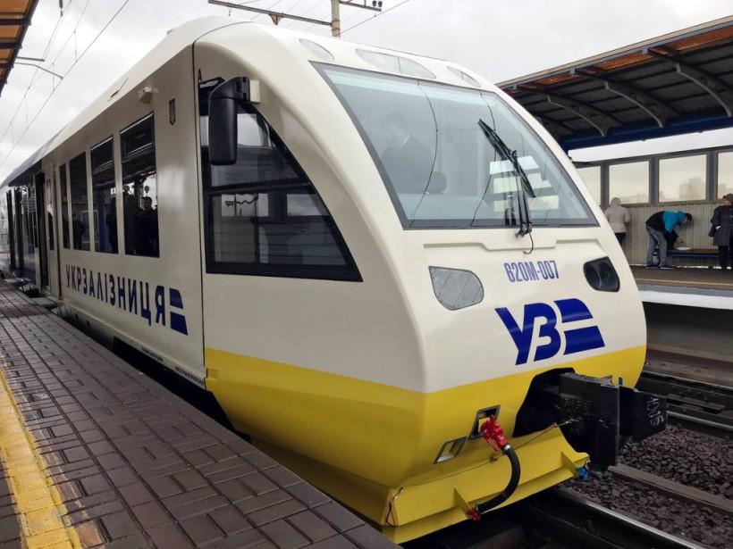 На ж/д вокзале в Киеве появилось расписание экспресса в аэропорт «Борисполь» (ФОТО)