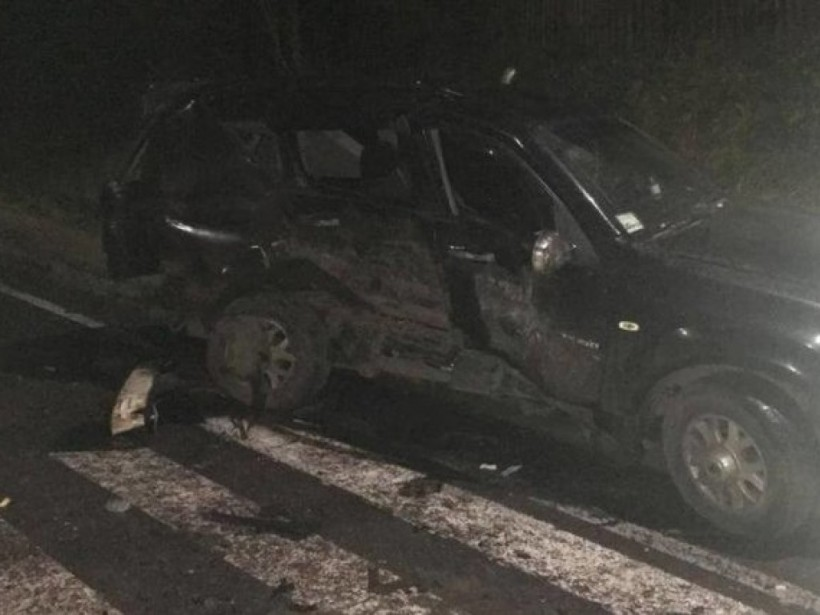 Пострадали 9 человек: на Львовщине столкнулись SsangYong Rexton и Volkswagen (ФОТО)
