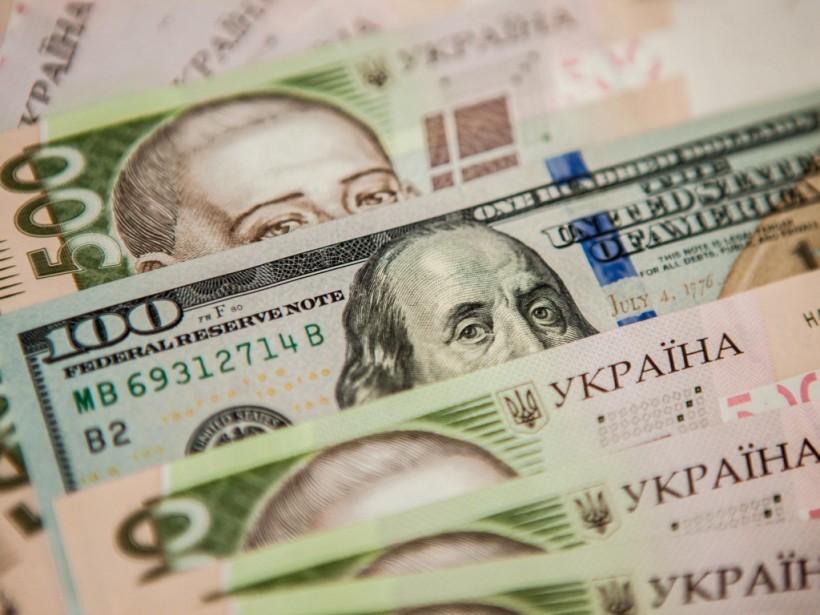НБУ установил официальный курс на уровне 27,83 гривны за доллар