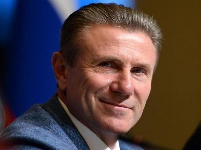 Сергей Бубка переизбран президентом НОК Украины
