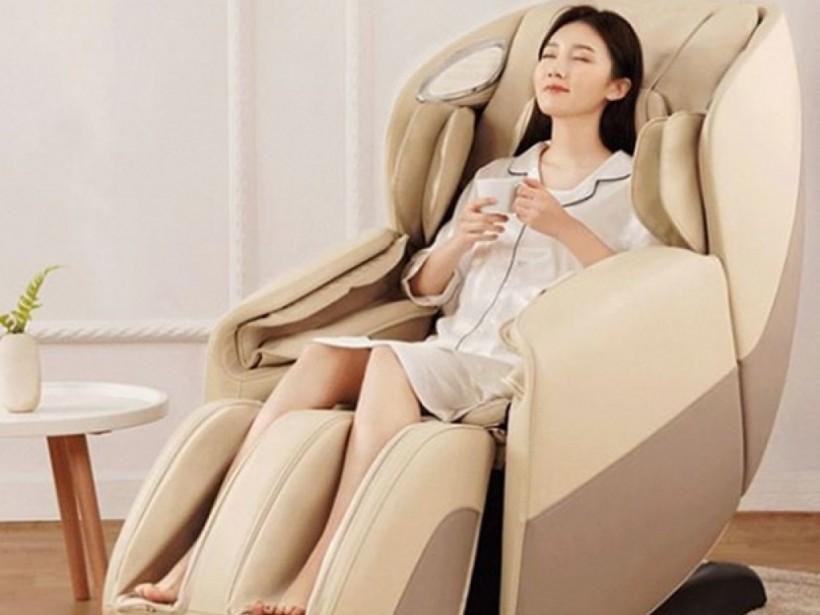 Xiaomi создала массажное кресло с искусственным интеллектом (ФОТО)