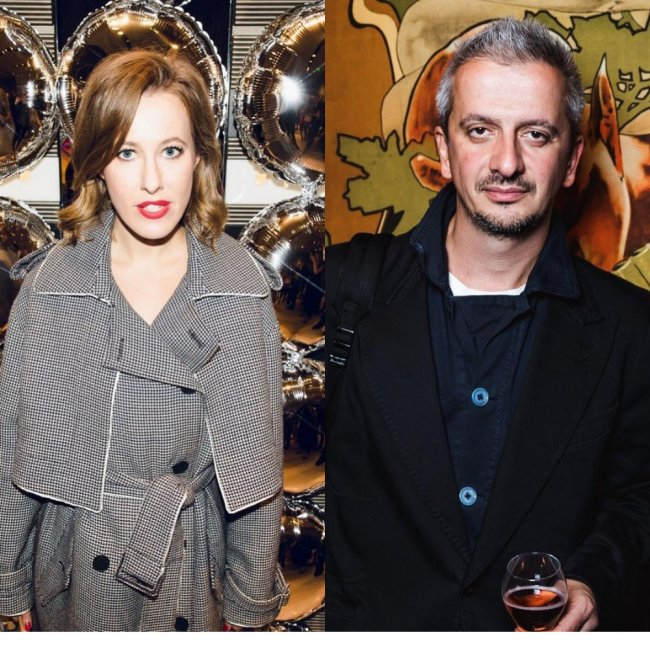 Стала известна причина развода Собчак с Виторганом (ФОТО)