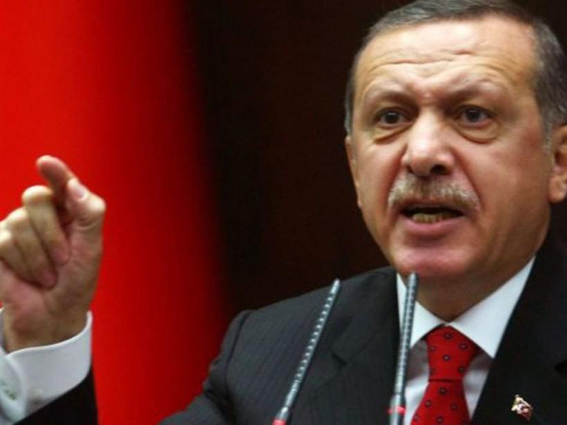 Эрдоган попросил Путина отпустить украинских моряков