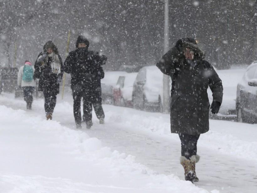 До 20 сантиметров снега: украинцев предупредили о резком ухудшении погоды