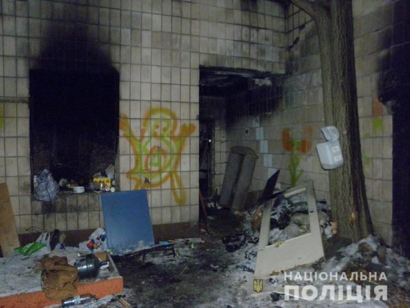 Киевлянин зарезал женщину и сбежал в другую область (ФОТО)