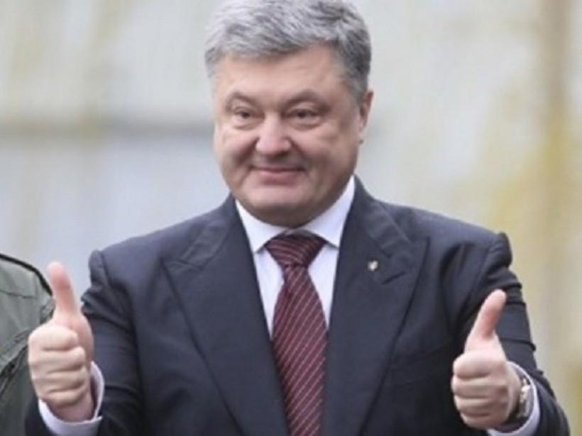 Доходы Порошенко выросли на 10 миллионов за 10 дней