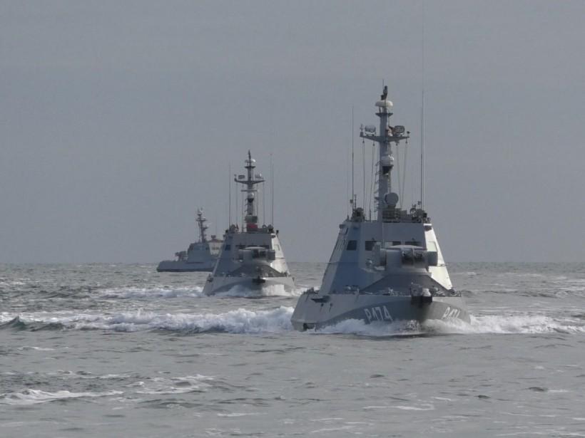 США выделят ВМС Украины 10 миллионов долларов