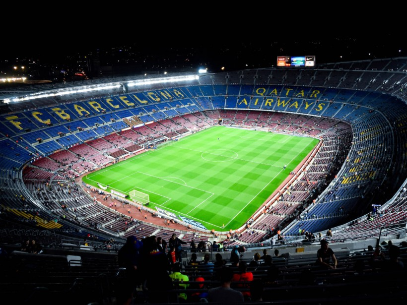 Барселона – Тоттенхэм 1:1 онлайн-трансляция матча